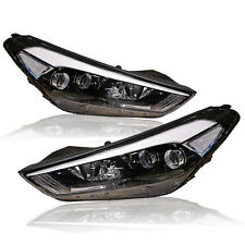 OEM Parts HID Projection LED Head Lamp RH LH For HYUNDAI 2016-2017 Tucson TL