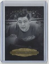 2014-15 TERRY SAWCHUK UPPER DECK UD MASTERPIECES BLACK & WHITE #164