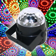 RGB Stage Laser Lights Magic Ball Party DJ Disco Mini LED Lighting Voice-Control