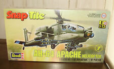 Revell AH-64 Apache Snaptite kit UNASSEMBLED 1:72 scale Box facory sealed