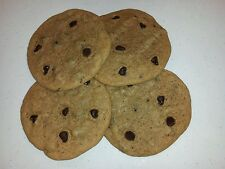 Two Dozen Soft Peanut Butter and Chocolate Chip Handmade Cookies