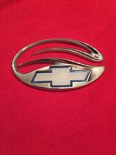 Chevrolet Impala Malibu Rear Panel Chrome Logo Emblem p/n 22638475