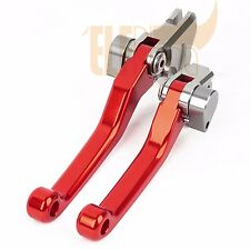 Motocross Clutch Brake Levers For Honda CRF230F 2003-2009 CNC Pivot Dirt Bike