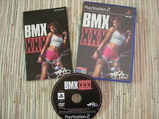 PLAYSTATION 2 PS2 BMX XXX