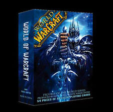 Hot Rare A Deck Poker Games World Of Warcraft playing card of 54pcs cards
