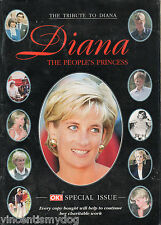 Diana The People's Princess : An OK! Special tribute magazine
