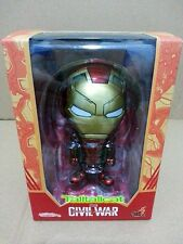 Hot Toys x MARVEL Captain America Civil War Cosbaby Iron man Mark XLVI [IN STOCK