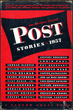 Saturday Evening Post Stories 1957-1st Ed./DJ-Bradbury, Faulkner, Kersh, Saroyan