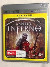 Dante's Inferno Platinum Edition - Playstation 3 PS3 - $2 Off Per Extra Game