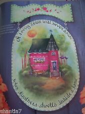 TOLE WORLD MAGAZINE AUGUST 2003 OUTDOOR PAINTING GARDEN TOLE PAINT