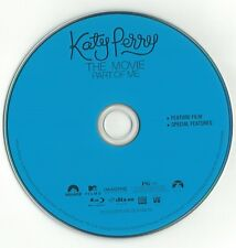 Katy Perry: The Movie Part of Me (Blu-ray disc)