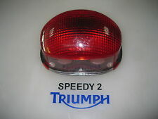TRIUMPH SPEED FOUR 955 SPRINT RS/ ST TT600 LENS
