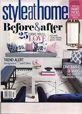 STYLE AT HOME FEBRUARY 2016 ISSUE (STYLE DESTINATION)