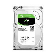 "Seagate ST2000DM006 HDD 2TB Barracuda SATA III 3.5"" Internal Hard Drive"