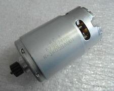 Makita DC Motor 14,4V 629875-4 6281D 6280D 6381D BDF343 Original
