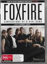 FOXFIRE CONFESSIONS OF A GIRL GANG -  NEW REGION 4 DVD FREE LOCAL POST