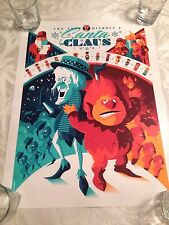 The Year Without A Santa Claus VARIANT ARTIST PROOF-Edition #2/15- Tom Whalen