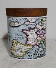Ältere Alka Kunst Porzellan Tabakdose Holdeckel Tabak Behälter Dose vintage 60er