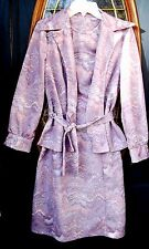 TRUE VINTAGE dress & jacket.......60/70's?    euc