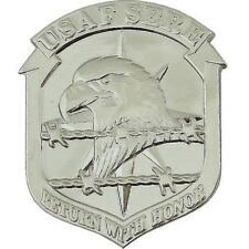 USAF  Air Force Beret Badge Survival Evasion Resistance Escape    NEW