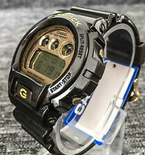 CASIO G SHOCK DW-6900BR-5ER DIGITAL BROWN & GOLD LIMITED EDITION BRAND NEW