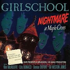 Girlschool - Nightmare At Maple Cross [New CD] UK - Import