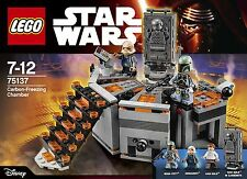 LEGO® STAR WARS 75137 - CARBON-FREEZING CHAMBER, NEU/OVP