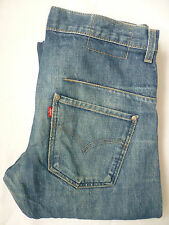LEVI'S TYPE I TWISTED ENGINEERED JEANS W28 L34 STRAUSS BLUE LEVE163