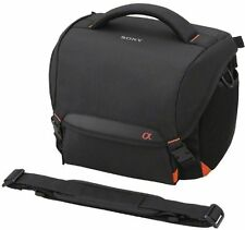 Sony JAPAN Original Soft carrying case Bag LCS-SC8 For SLT-A65V/SLT-A77V/NEX-5N