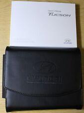 Genuine HYUNDAI TUCSON manuale d'istruzioni manuale WALLET 2015-2016 Pack!!!