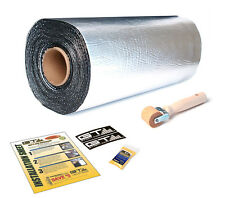NEW 24sqft GTMAT PRO 50mil Car Trunk Automotive Sound Deadener Material Kit