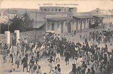 CPA DJIBOUTI DANSE DE GUERRE  SOMALIS