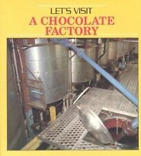 CHOCOLATE FACTORY, 1988 BOOK (BAKER'S CHOCOLATE, ROBINSON'S FINE CANDIES +