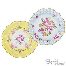 Vintage Serving Platters/Large Plates x4 - FULL TRULY SCRUMPTIOUS RANGE IN SHOP!