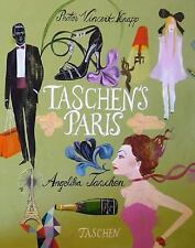 TASCHEN's Paris (German, English and French Edition), , Acceptable Book