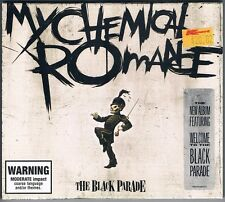 MY CHEMICAL ROMANCE - THE BLACK PARADE CD WITH CARDBOARD OUTER SLEEVE