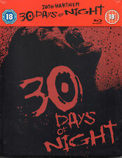 30 DAYS OF NIGHT - Limited Edition Steelbook - Blu-Ray Disc -
