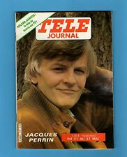 ►TELE JOURNAL 443 - 1983 - JACQUES PERRIN