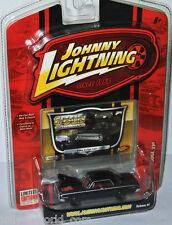 Classic Gold - 1964 DODGE 330-BLACK - 1:64 Johnny Lightning