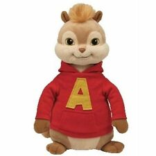 "Ty Alvin And The Chipmunks 7"" Alvin Plush Toy  Without Tag Kids Birthday Gift"