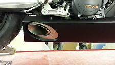 ktm rc8 exhaust & bellypan