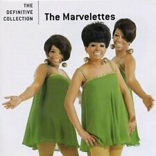 THE MARVELETTES Definitive Collection 19-trk CD NEW/SEALED Motown