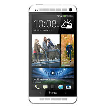HTC One M7 - 32GB - Silver (Unlocked) PN07130 Smartphone (Google Play Edition)