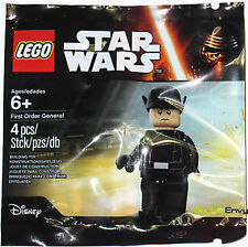 Lego Star Wars 5004406 First Order General New & Sealed (MISP)