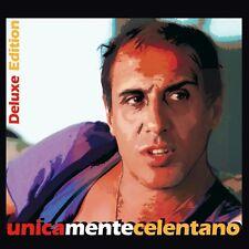 ADRIANO CELENTANO - UNICAMENTECELENTANO  CD 15 TRACKS  NEU