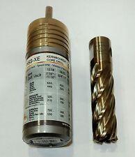 """Karnasch annular cutter / core drill bit 19mm 20.1270u-19 (W) (3/4"""") HSS-XE 19.0"""