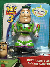 Toy Story 3 BUZZ LIGHTYEAR DIGITAL CAMERA VERY RARE NEW BOXED