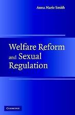 Welfare Reform and Sexual Regulation-ExLibrary