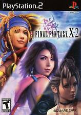 Final Fantasy X-2 PS2 Playstation 2 Game Complete