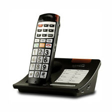 SERENE CL 65 CORDLESS AMPLIFIED BIG BUTTON PHONE-55 dB!